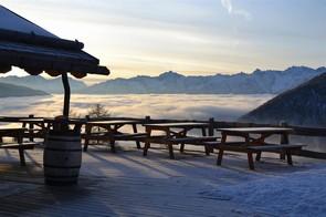 trentino-ski-sunrise